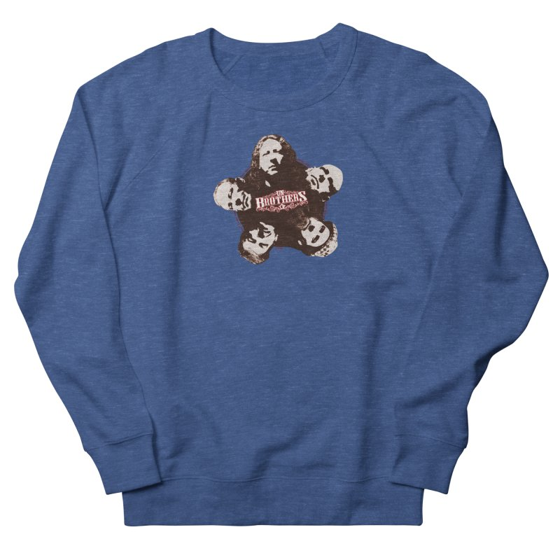 unBrothers Heads Men's Sweatshirt by unStuff by unBrothers