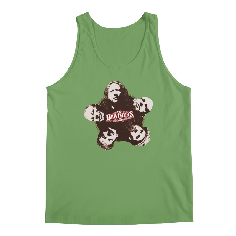 unBrothers Heads Men's Tank by unStuff by unBrothers