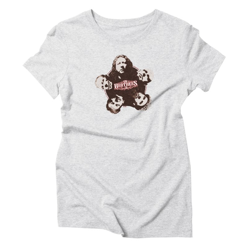 unBrothers Heads Women's T-Shirt by unStuff by unBrothers