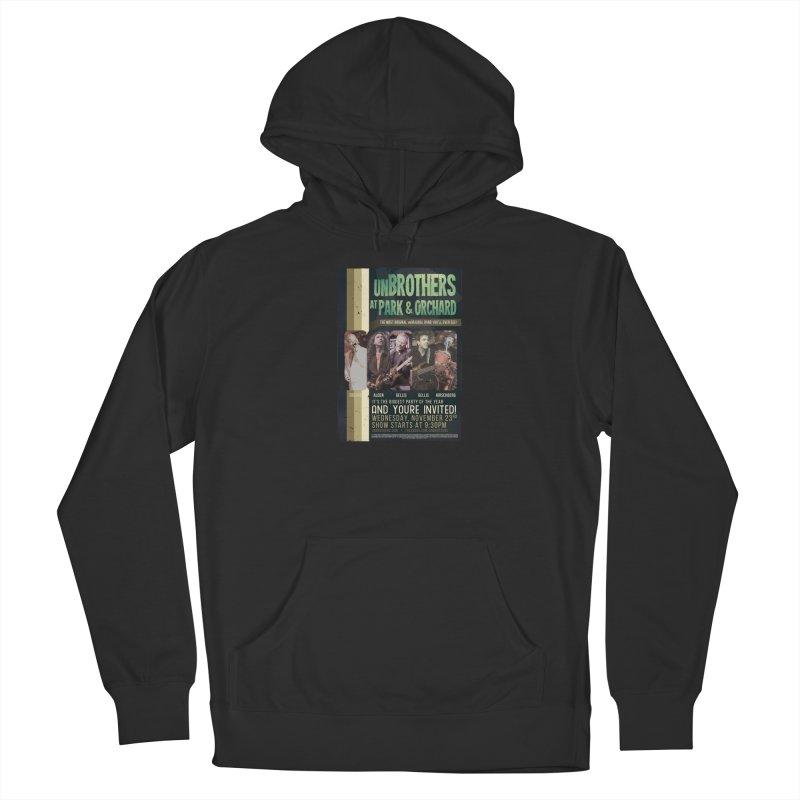 unBrothers Park & Orchard Concert Shirt Men's French Terry Pullover Hoody by unStuff by unBrothers