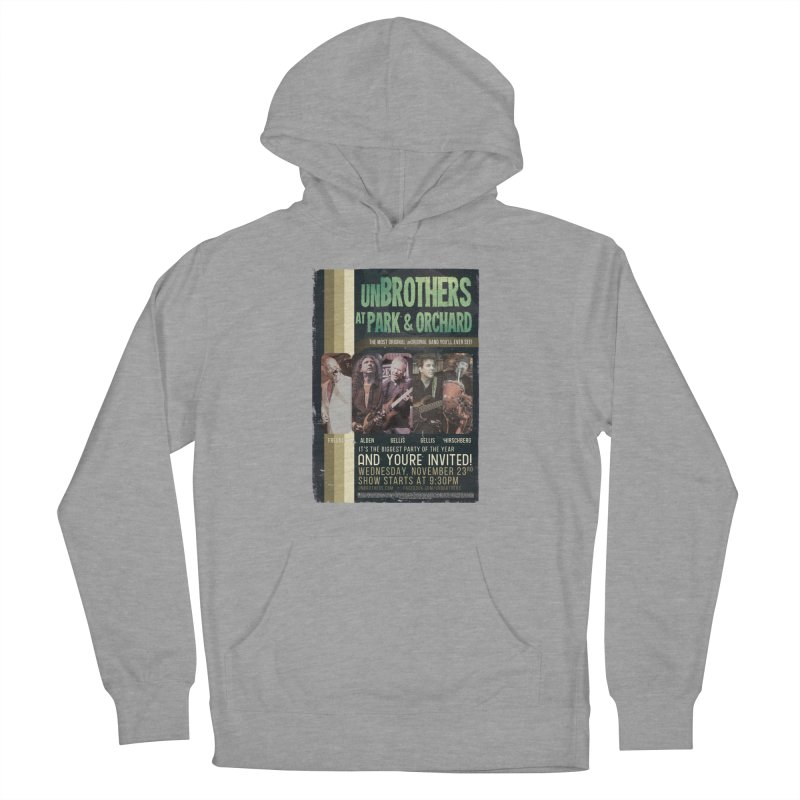unBrothers Park & Orchard Concert Shirt Women's Pullover Hoody by unStuff by unBrothers