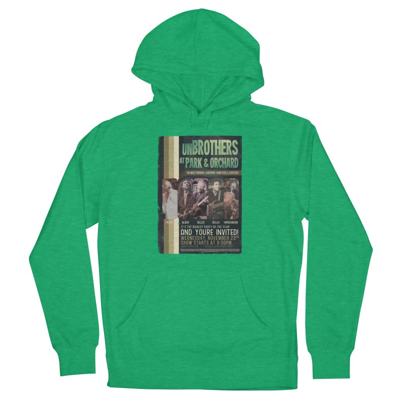 unBrothers Park & Orchard Concert Shirt Men's Pullover Hoody by unStuff by unBrothers