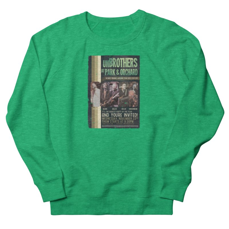 unBrothers Park & Orchard Concert Shirt Women's Sweatshirt by unStuff by unBrothers