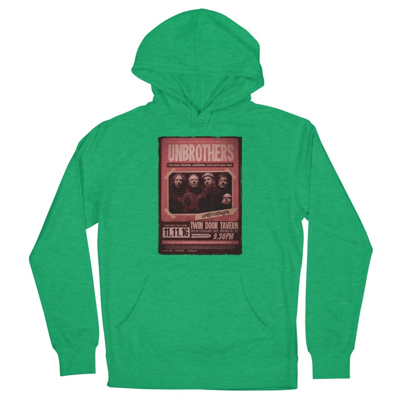 unBrothers Twin Door Tavern Concert Shirt Men's Pullover Hoody by unStuff by unBrothers