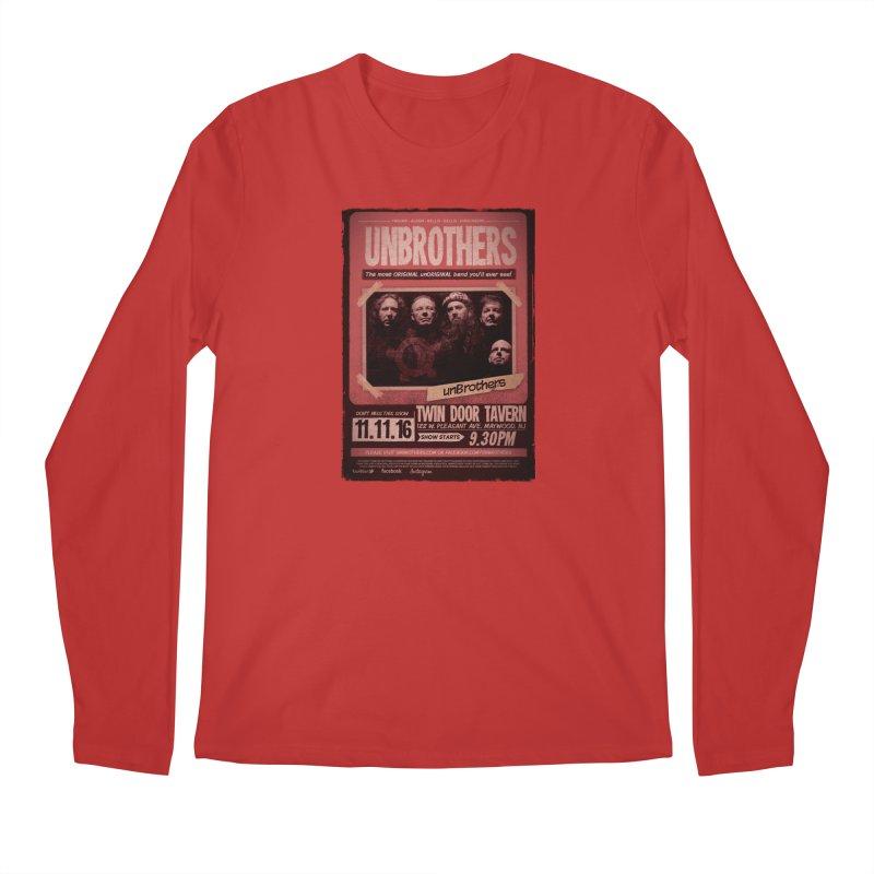 unBrothers Twin Door Tavern Concert Shirt Men's Regular Longsleeve T-Shirt by unStuff by unBrothers
