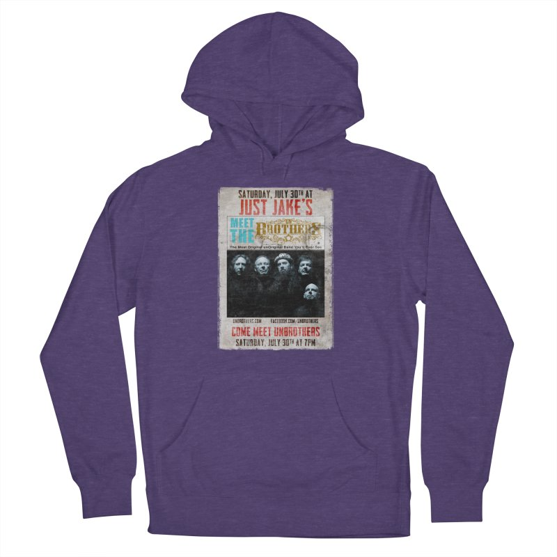 unBrothers Just Jake's Concert Shirt Women's Pullover Hoody by unStuff by unBrothers