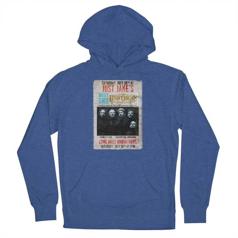 unBrothers Just Jake's Concert Shirt Men's Pullover Hoody by unStuff by unBrothers