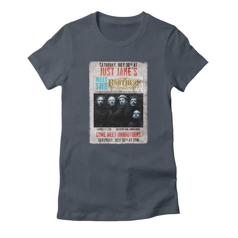 unBrothers Just Jake's Concert Shirt Women's T-Shirt by unStuff by unBrothers