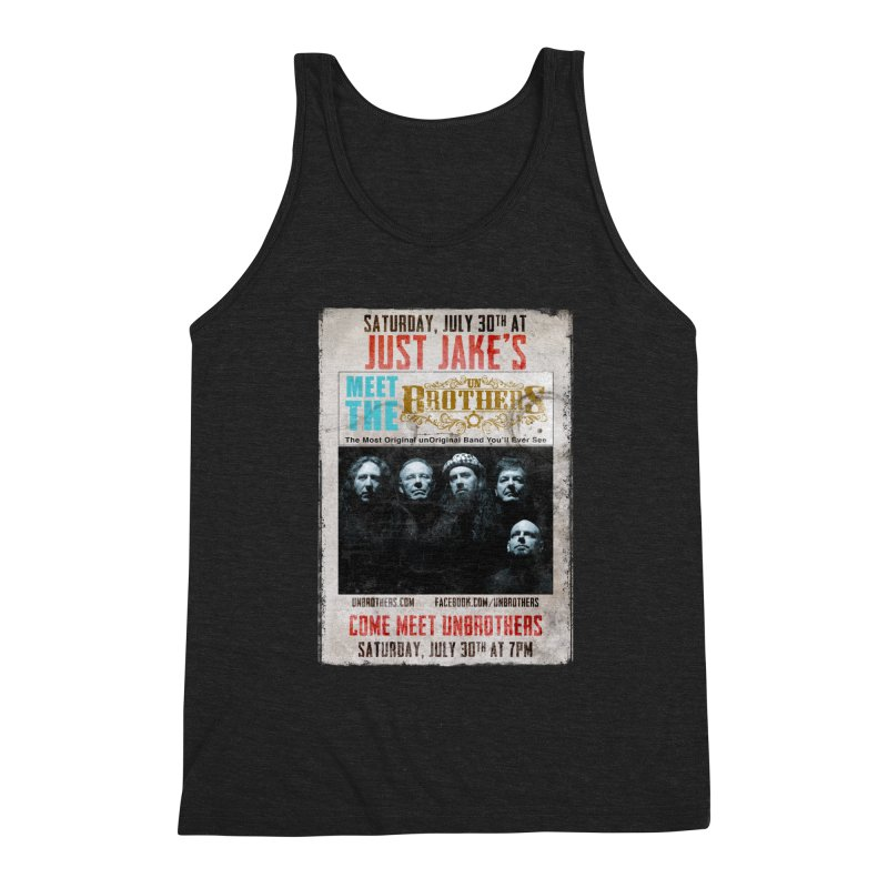 unBrothers Just Jake's Concert Shirt Men's Tank by unStuff by unBrothers