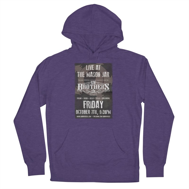 unBrothers Mason Jar Concert Shirt Men's Pullover Hoody by unStuff by unBrothers