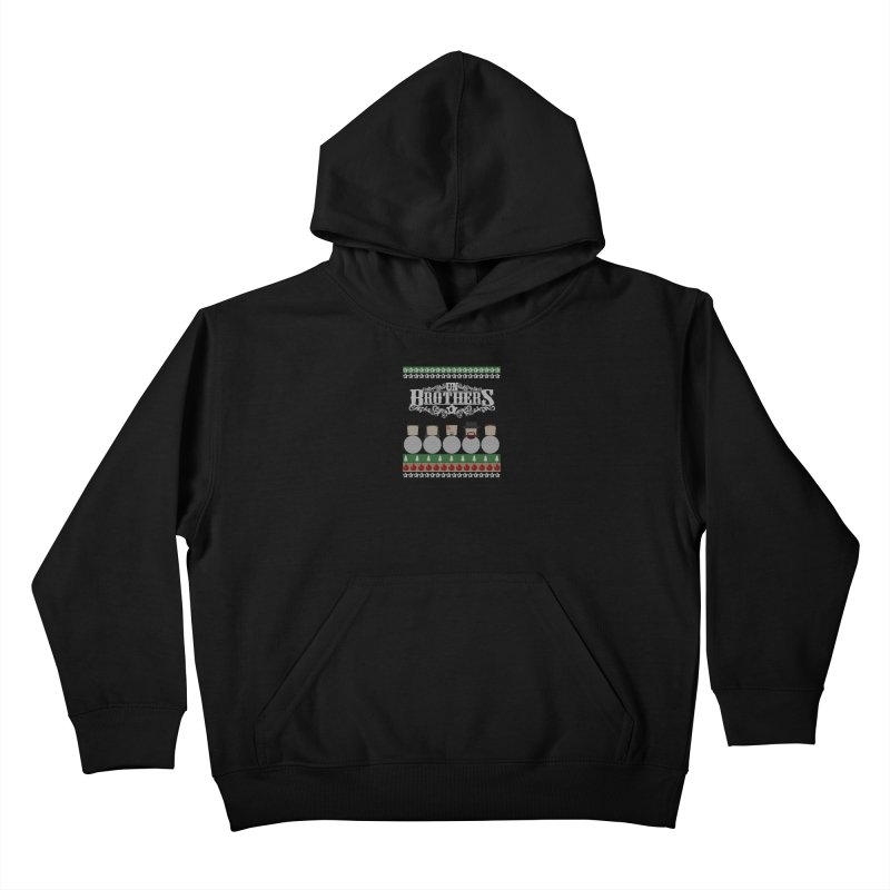 UB Ugly Sweater Kids Pullover Hoody by unStuff by unBrothers