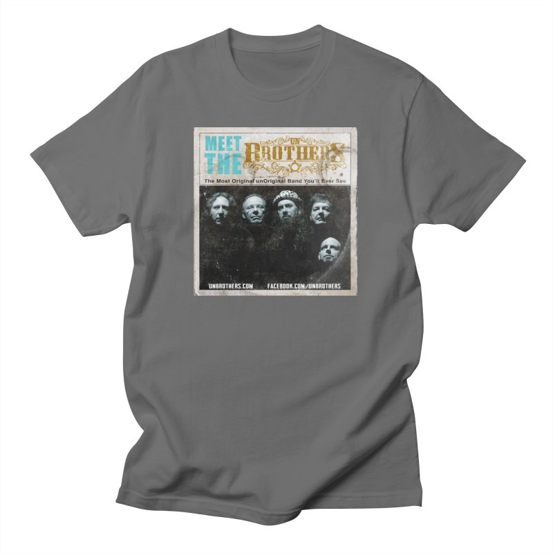 Meet the unBrothers Men's T-Shirt by unStuff by unBrothers