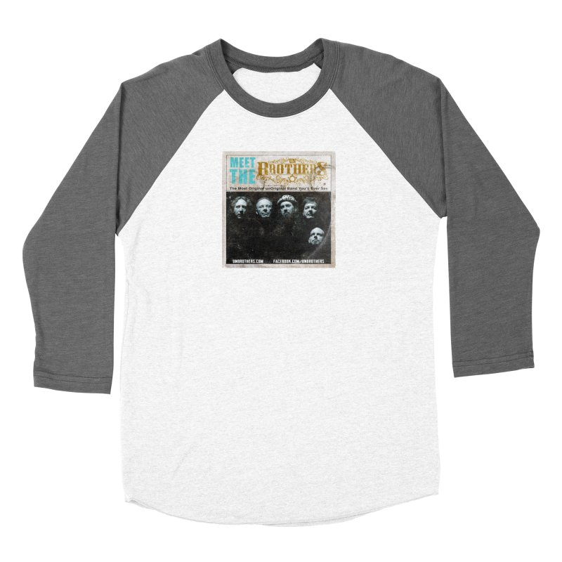 Meet the unBrothers Women's Longsleeve T-Shirt by unStuff by unBrothers
