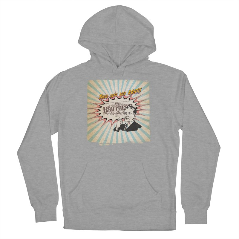 Kick Ass Women's French Terry Pullover Hoody by unStuff by unBrothers