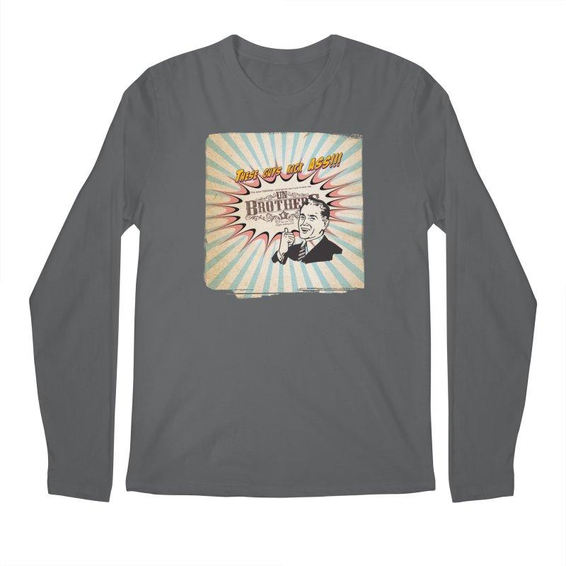 Kick Ass Men's Longsleeve T-Shirt by unStuff by unBrothers