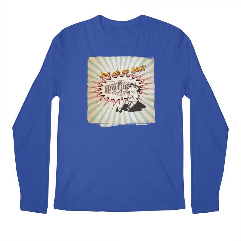 Kick Ass Men's Regular Longsleeve T-Shirt by unStuff by unBrothers
