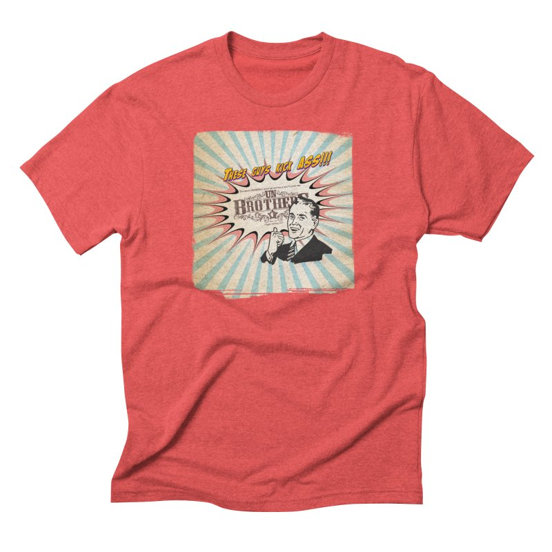 Kick Ass Men's Triblend T-Shirt by unStuff by unBrothers