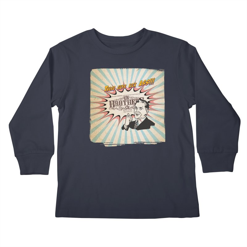 Kick Ass Kids Longsleeve T-Shirt by unStuff by unBrothers