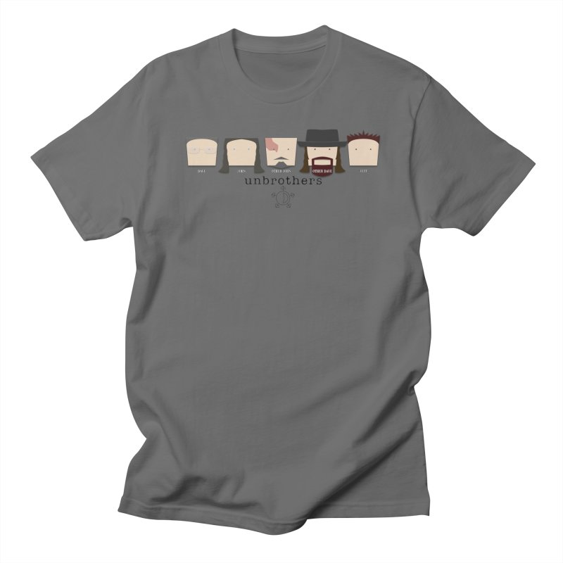 Blockheads Men's T-Shirt by unStuff by unBrothers