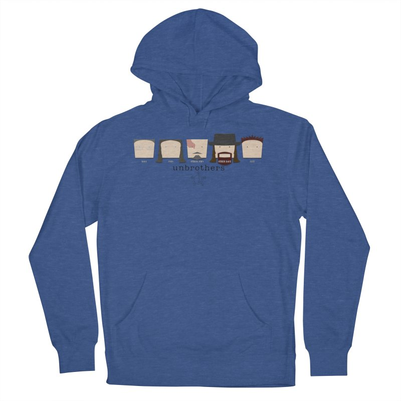 Blockheads Women's French Terry Pullover Hoody by unStuff by unBrothers