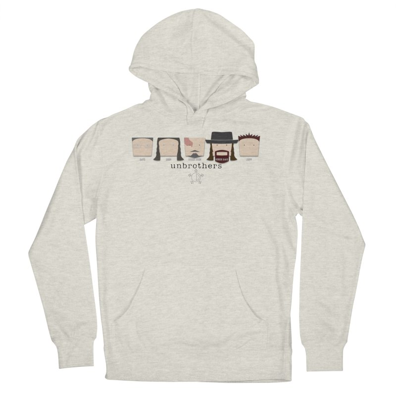 Blockheads Men's French Terry Pullover Hoody by unStuff by unBrothers