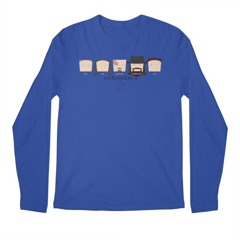 Blockheads Men's Regular Longsleeve T-Shirt by unStuff by unBrothers