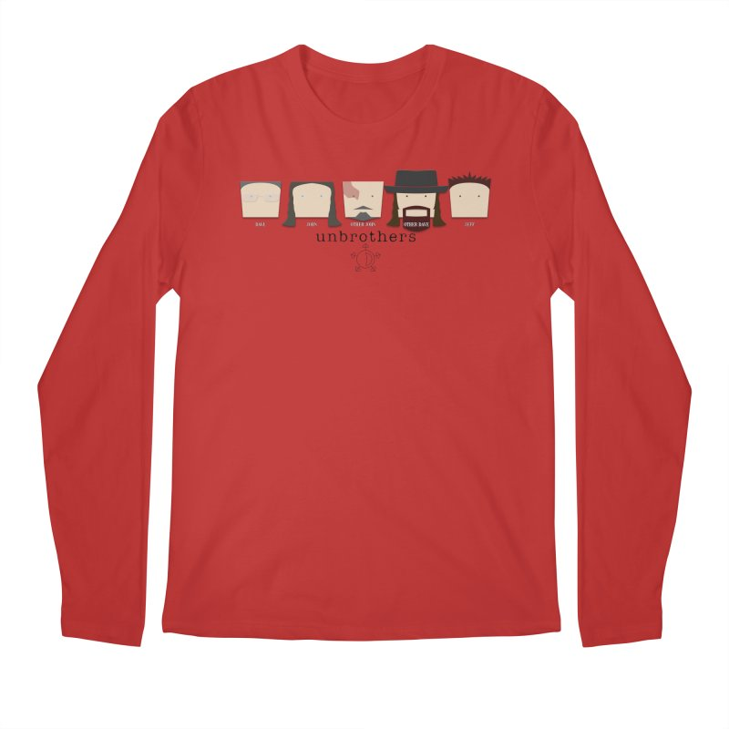 Blockheads Men's Regular Longsleeve T-Shirt by unStuff by unBrothers