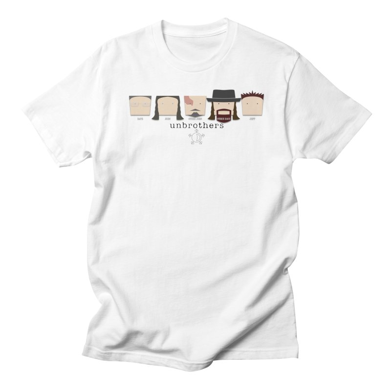 Blockheads Men's Regular T-Shirt by unStuff by unBrothers