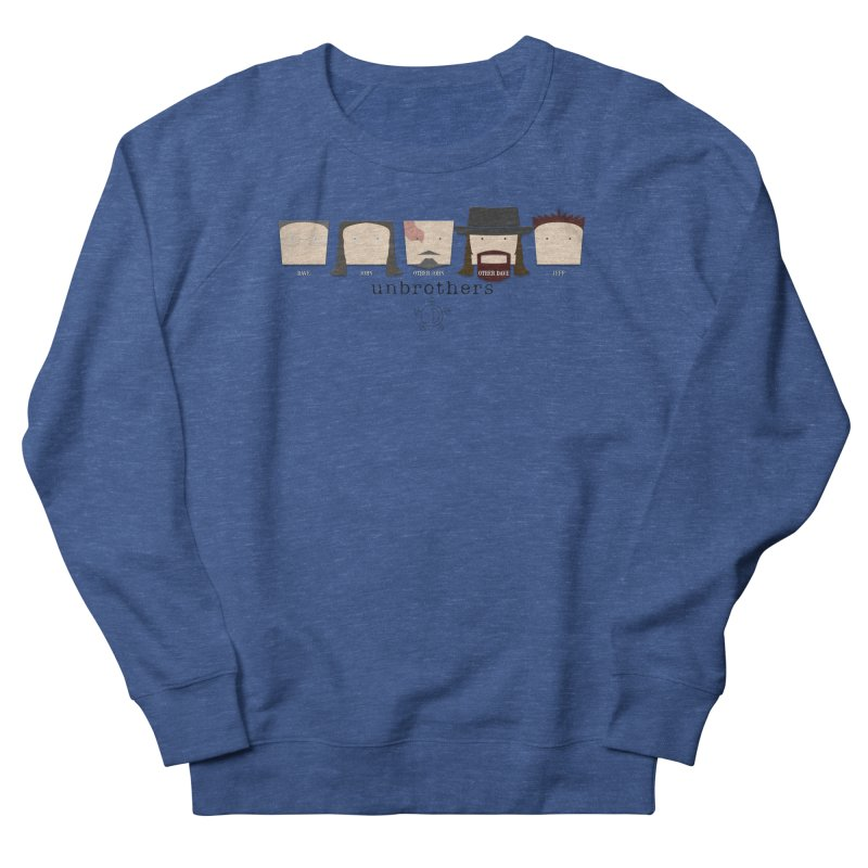 Blockheads Men's French Terry Sweatshirt by unStuff by unBrothers