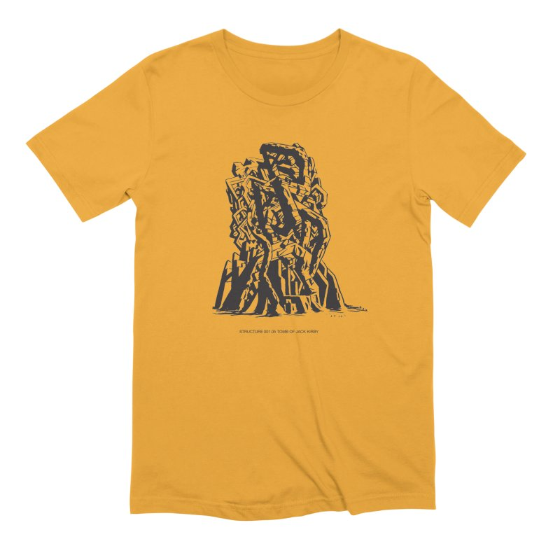 THE TOMB OF JACK KIRBY (STRUCTURE SERIES by Uncivilized Books Merch Shop