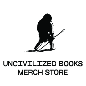 Uncivilized Books Merch Shop Logo