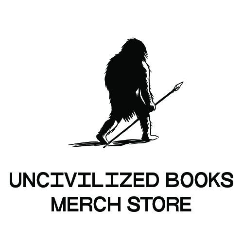 Uncivilized Books Merch Shop Logo