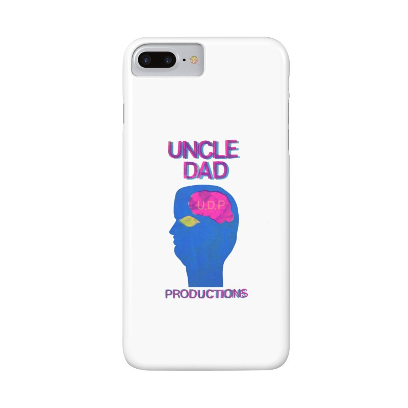 UDP on the Brain Accessories Phone Case by UNCLE DAD PRODUCTIONS