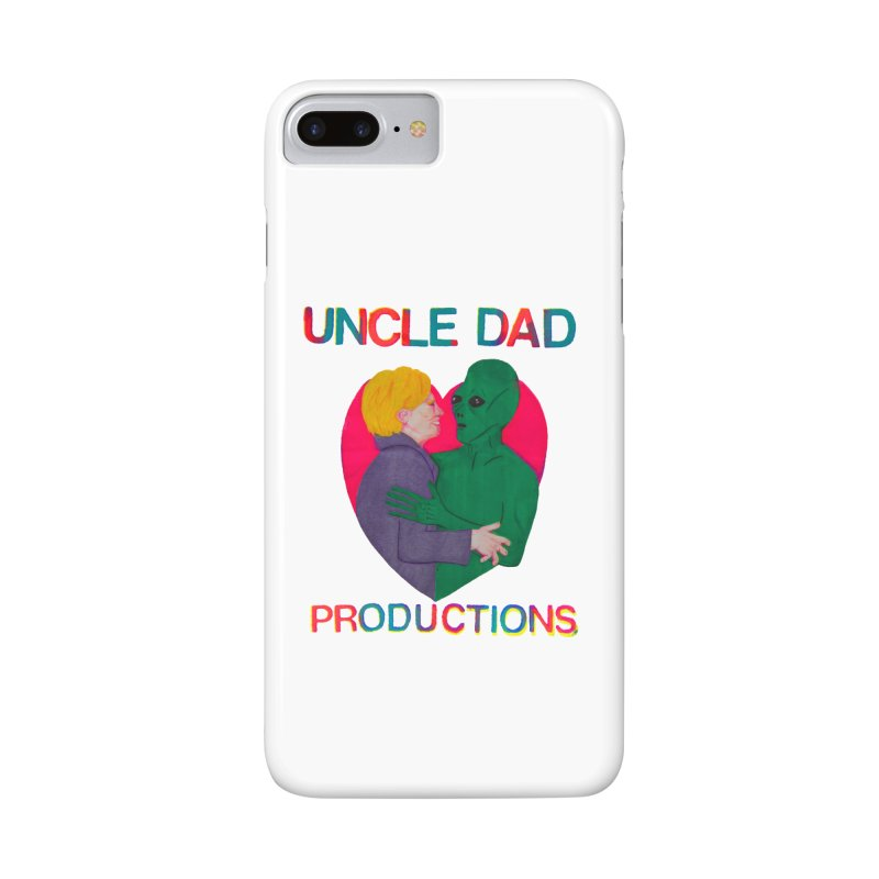 Hillary's Alien Lover Accessories Phone Case by UNCLE DAD PRODUCTIONS