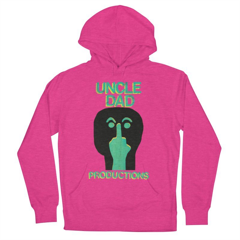 Pissed Alien Women's Pullover Hoody by UNCLE DAD PRODUCTIONS