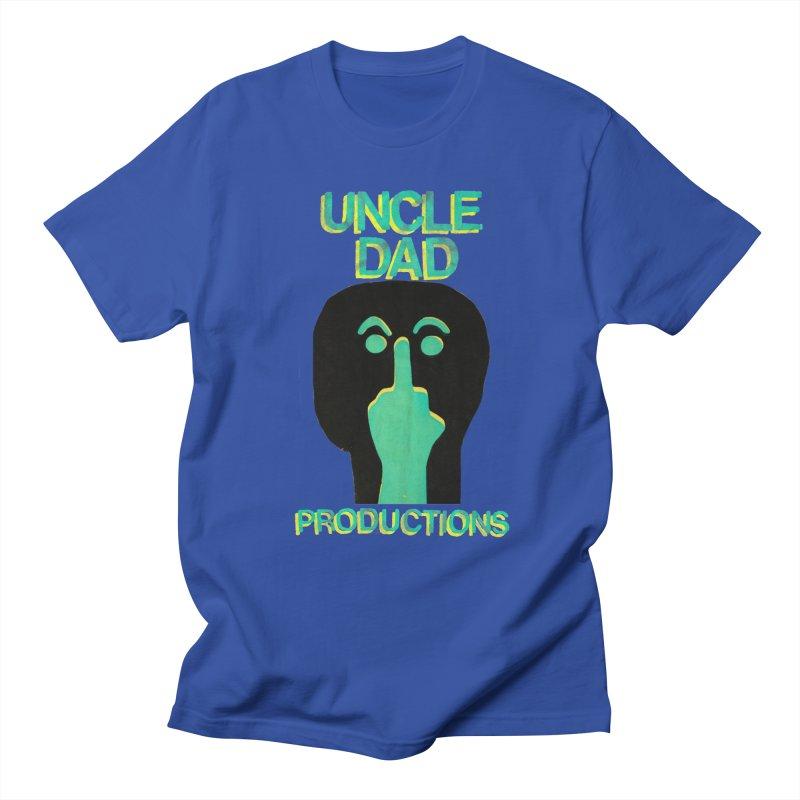 Pissed Alien Men's T-shirt by UNCLE DAD PRODUCTIONS