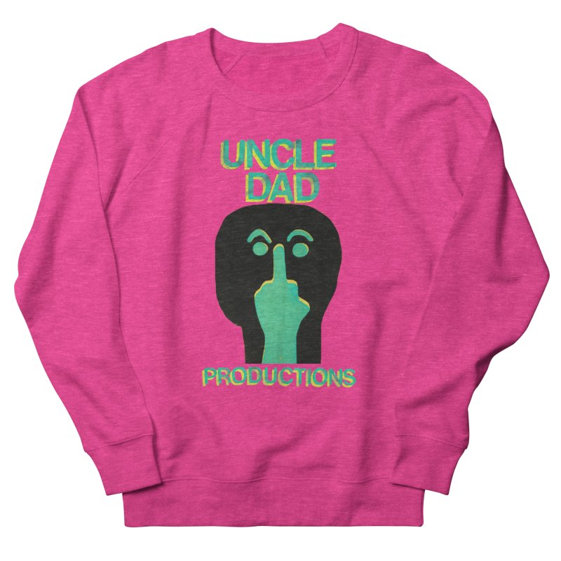 Pissed Alien Women's Sweatshirt by UNCLE DAD PRODUCTIONS