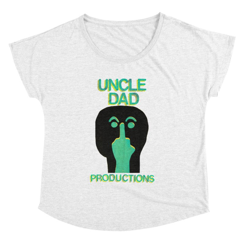 Pissed Alien Women's Dolman by UNCLE DAD PRODUCTIONS