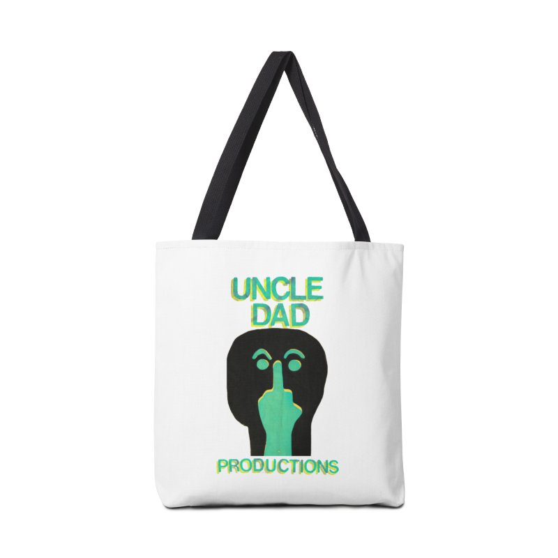 Pissed Alien Accessories Bag by UNCLE DAD PRODUCTIONS