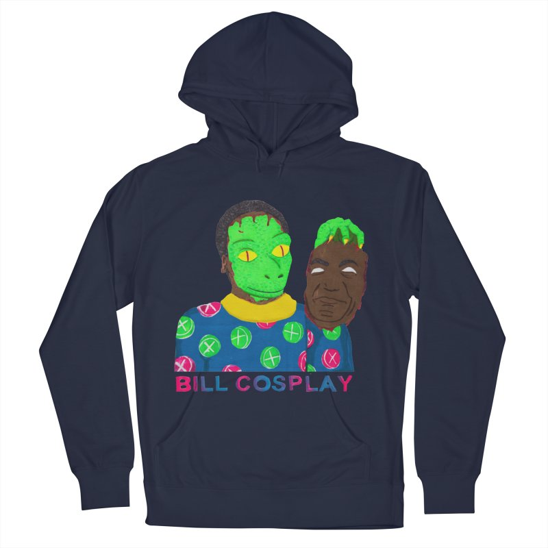 Bill Cosplay Women's Pullover Hoody by UNCLE DAD PRODUCTIONS