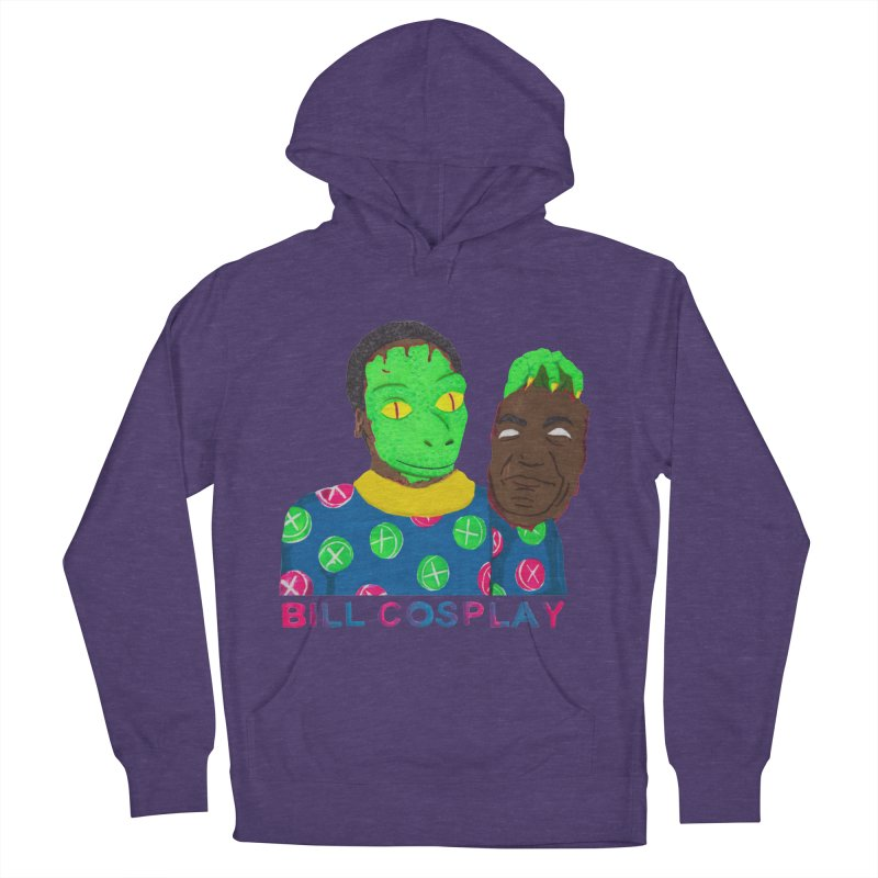 Bill Cosplay Men's Pullover Hoody by UNCLE DAD PRODUCTIONS
