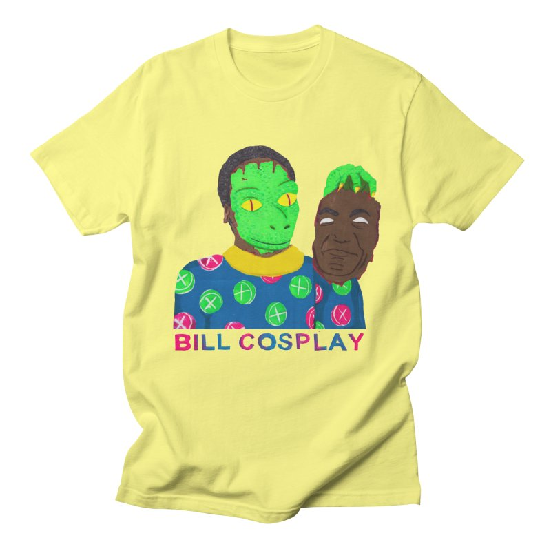 Bill Cosplay Men's T-shirt by UNCLE DAD PRODUCTIONS