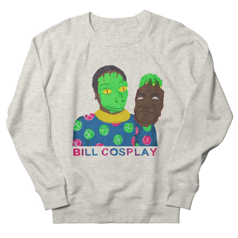 Bill Cosplay Women's Sweatshirt by UNCLE DAD PRODUCTIONS