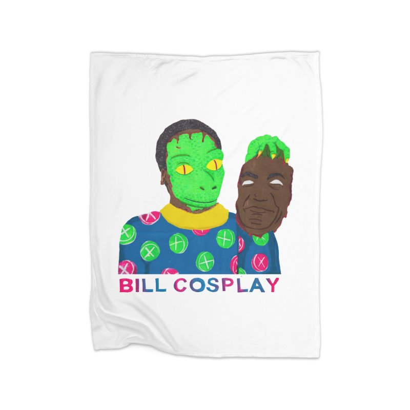 Bill Cosplay Home Blanket by UNCLE DAD PRODUCTIONS
