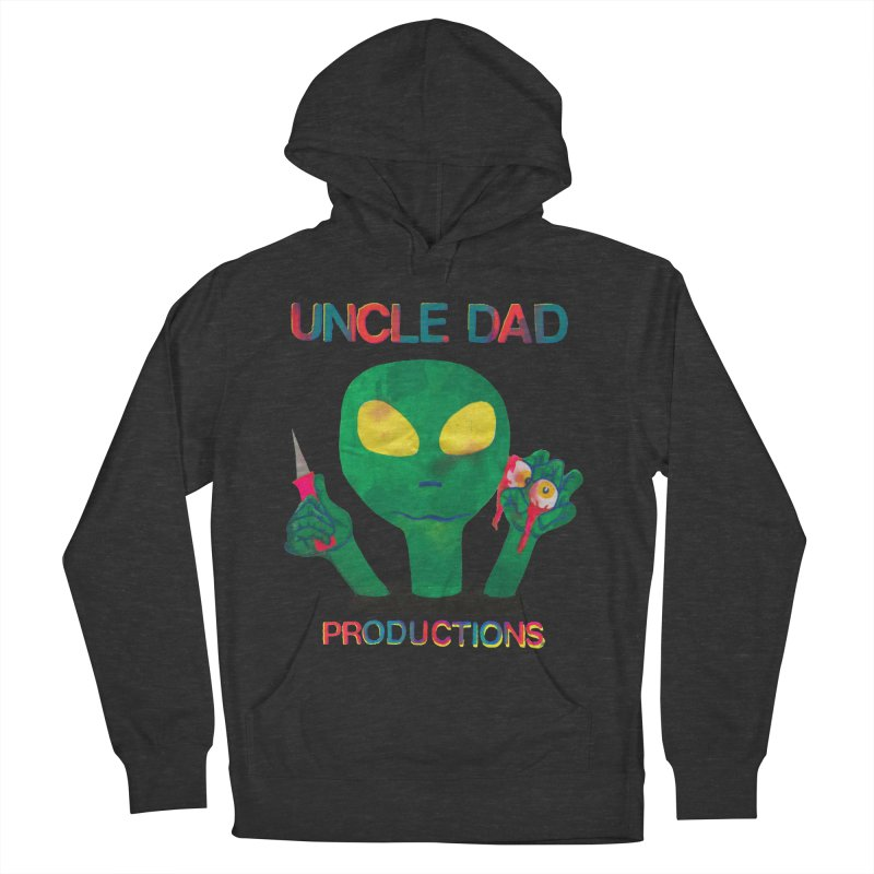Violent Alien Men's Pullover Hoody by UNCLE DAD PRODUCTIONS