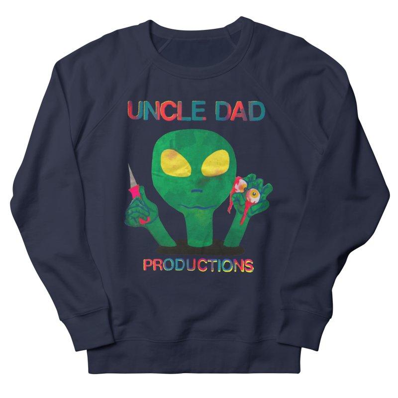 Violent Alien Women's Sweatshirt by UNCLE DAD PRODUCTIONS