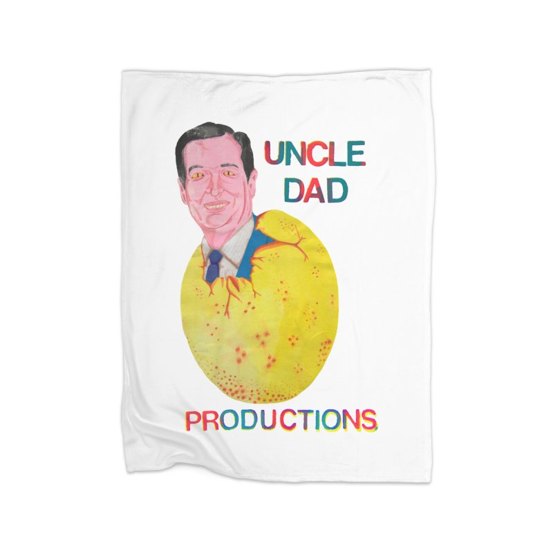 Baby Ted Home Blanket by UNCLE DAD PRODUCTIONS