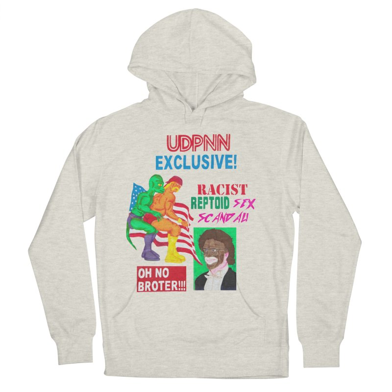 OH NO BROTER! Women's Pullover Hoody by UNCLE DAD PRODUCTIONS