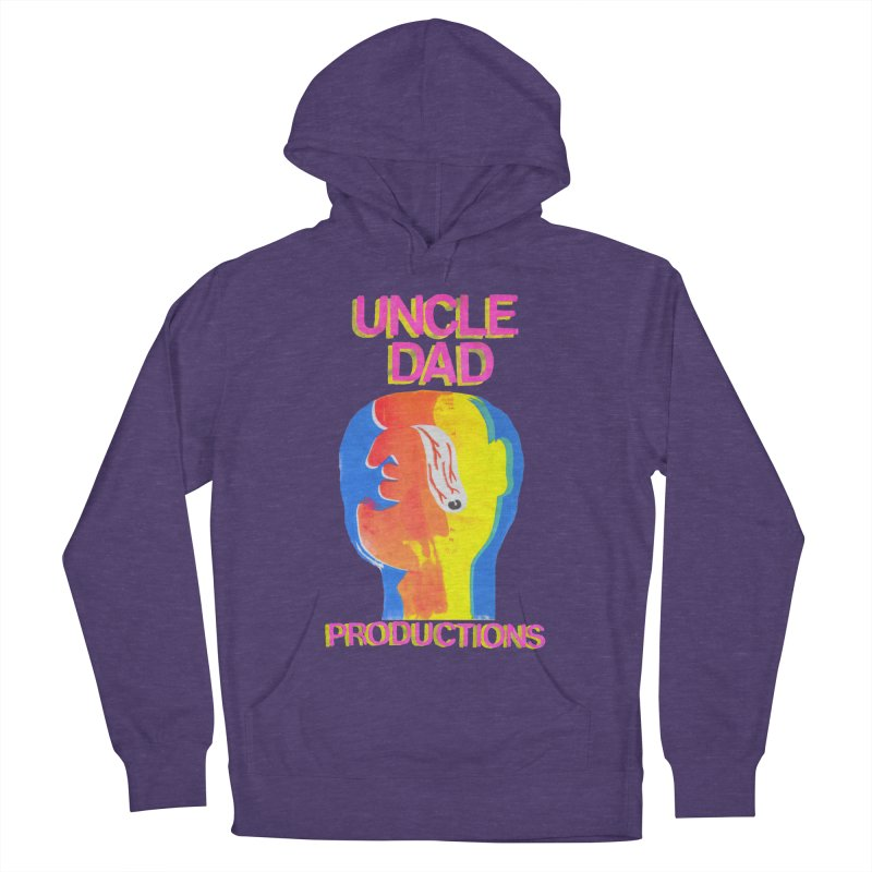 Buggin' Out Women's French Terry Pullover Hoody by UNCLE DAD PRODUCTIONS