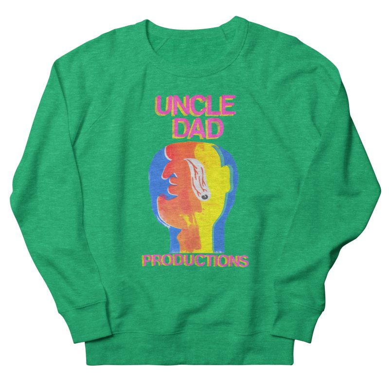 Buggin' Out Women's Sweatshirt by UNCLE DAD PRODUCTIONS